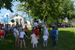 День защиты детей в Брянском районном благочинии